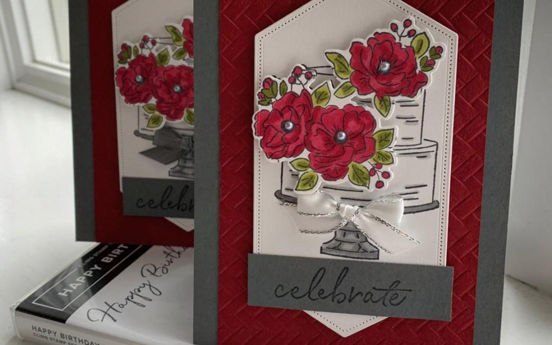 Sale-a-bration Card Club February 2020
