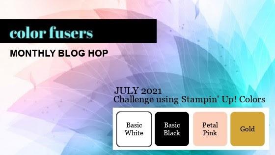 Color Fusers Blog Hop July 2021