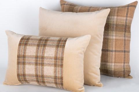Bonnie Tartan Cushions