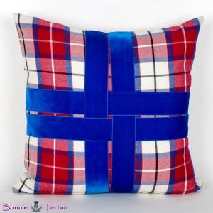 Bonnie Berry Tartan Cushion
