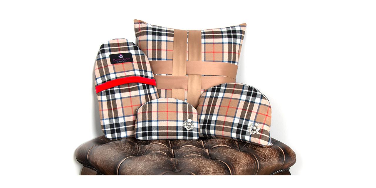 Scottish Luxuries by Bonnie Tartan