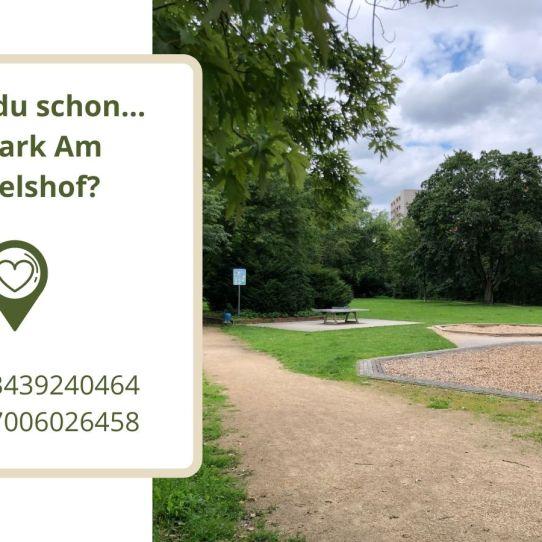 Kennst du schon... den Park Am Wichelshof?