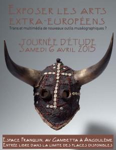 Journée d'étude, le 6 avril : Exposer les arts extra-européens  Trans et multimédia, de nouveaux outils muséographiques ?
