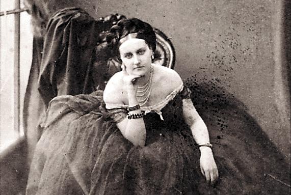 Avant Cindy Sherman, La Comtesse de Castiglione