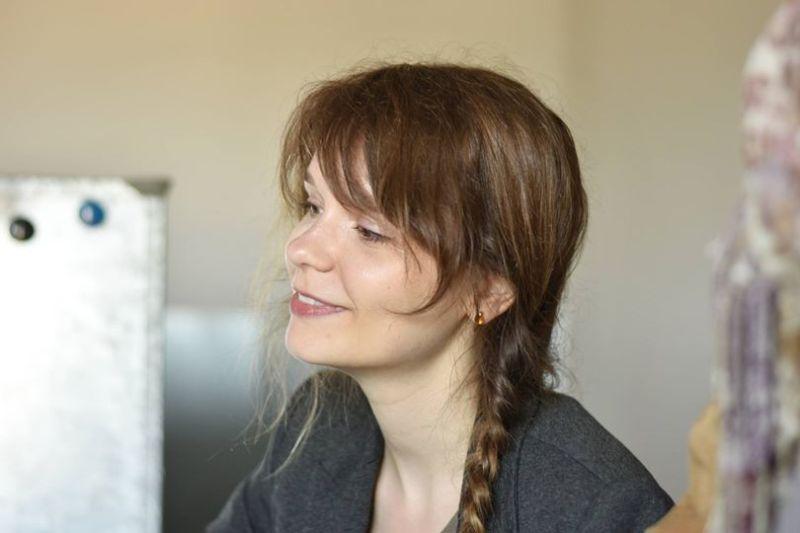 Anna Budanova - Photo Alain François