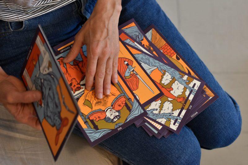 Tarot de Céline Guichard
