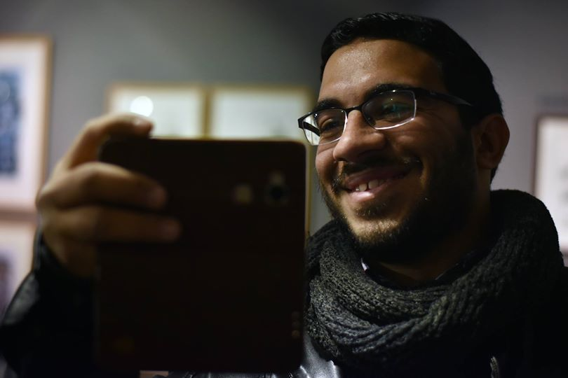 Mohamed Tawfiq - Photo Alain François