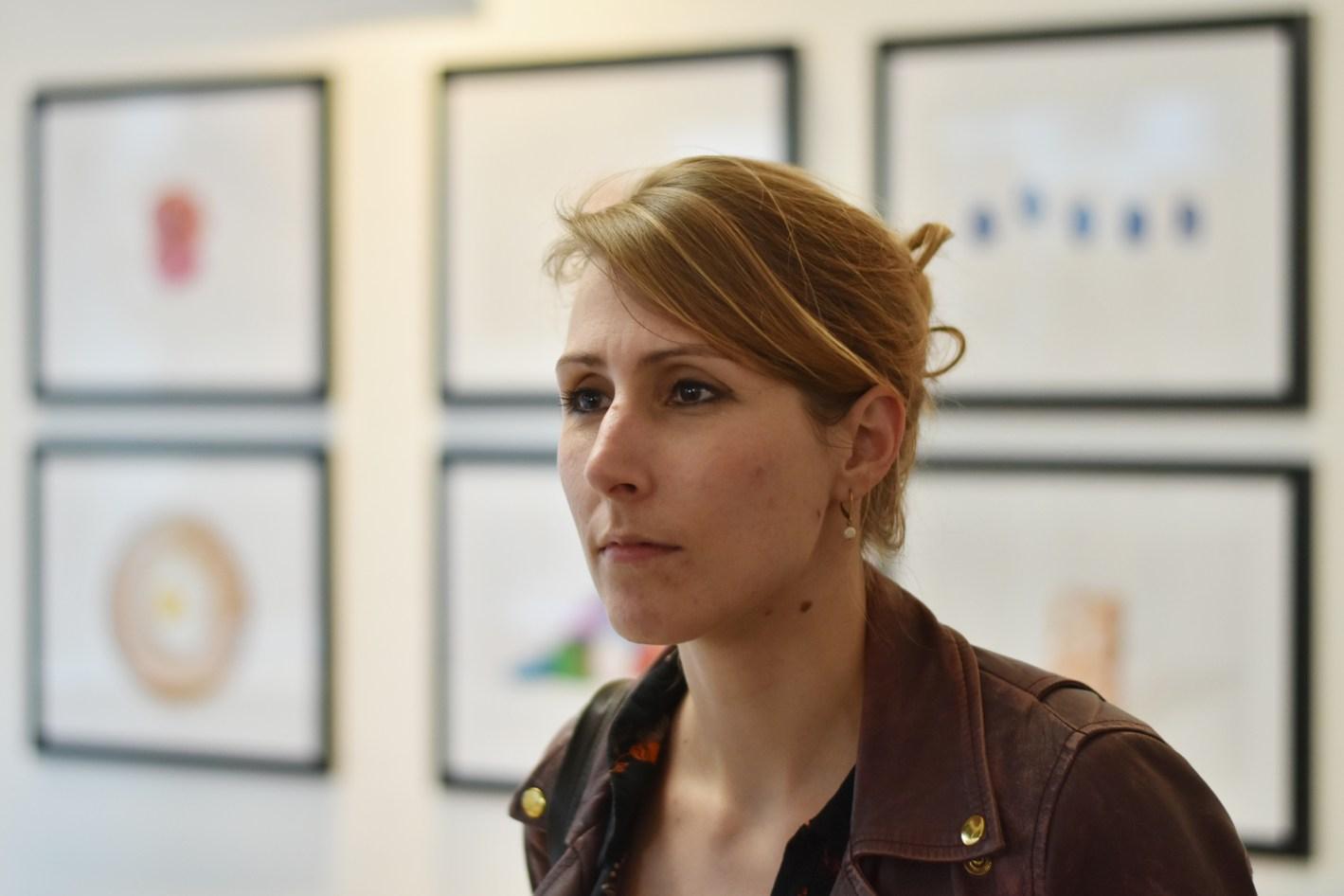 Hortense Gauthier - Photo Alain François