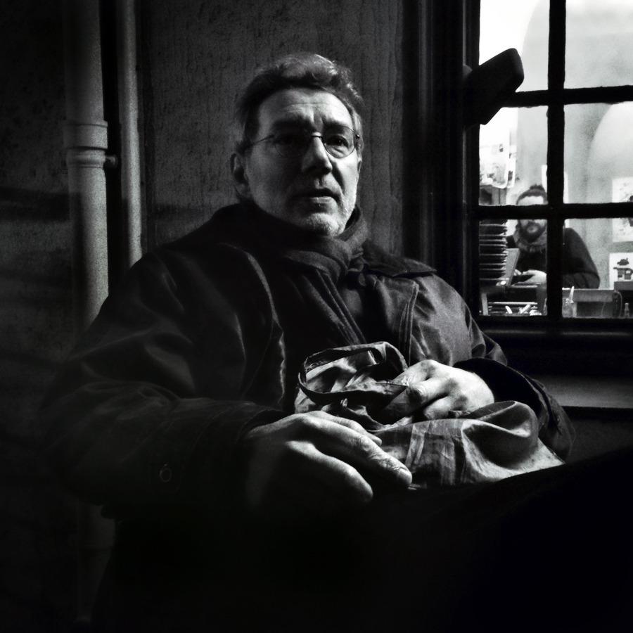 Philippe Ghielmetti dit Dugenou - Photo Alain François