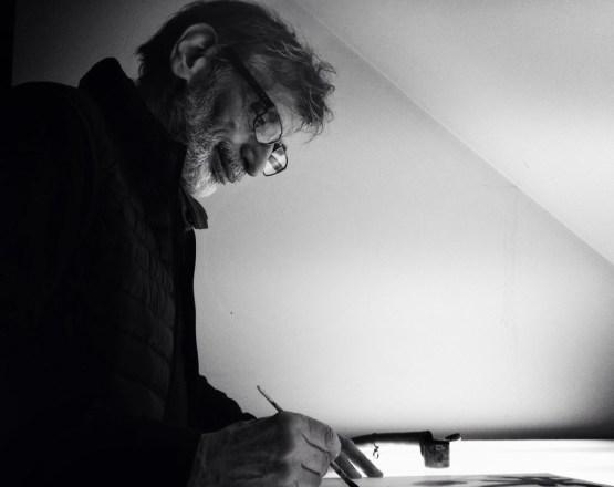 Edmond Baudoin - Photo Alain François