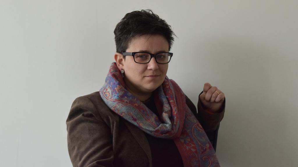 Aude Soleilhac - Photo Alain François