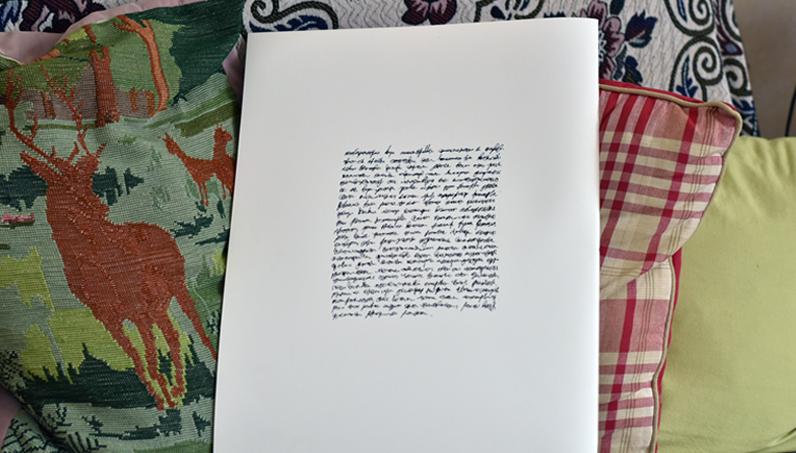 une Histoire engloutie par François Henninger