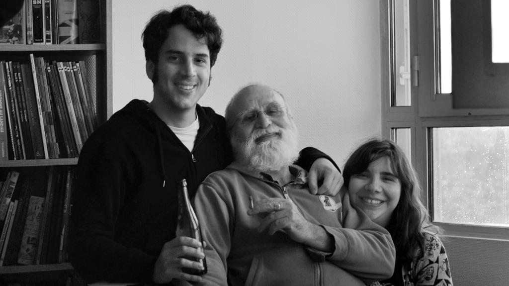 Pedro d'Apremont, Golo et Cynthia Bonacossa - Photographie Alain François