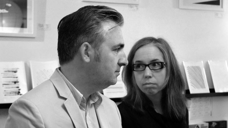 Matt Madden et Jessica Abel - Photographie Alain François