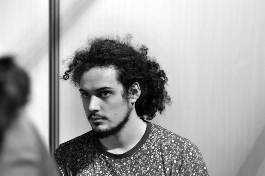 Portrait : Quentin Rigaud pendant le FIBD2018