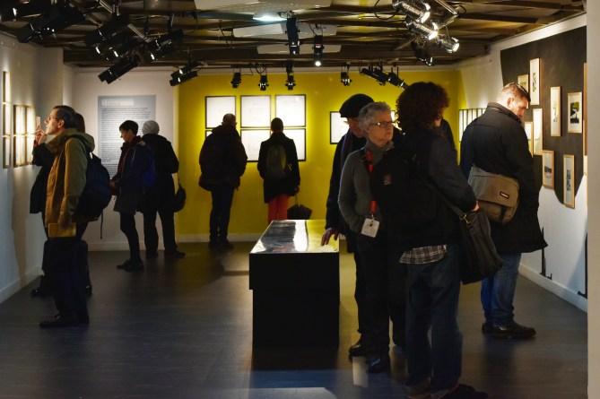 Expo Gilles Richier FIBD2018 - Photo Alain François