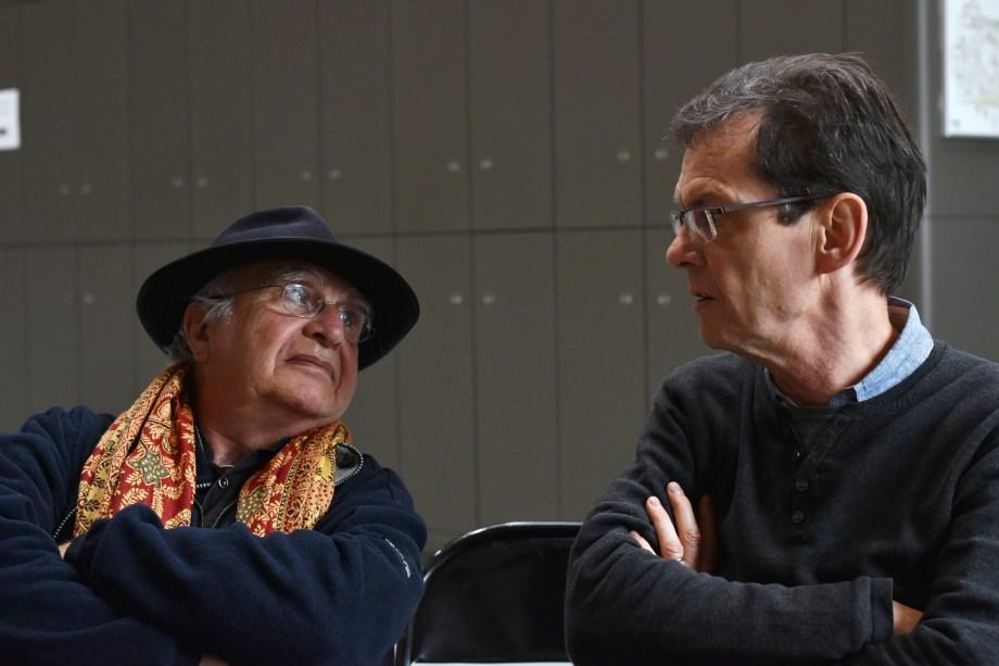 Golo & Jean-Pierre Mercier