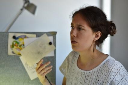 Kathrine Avraam - Photo Alain François