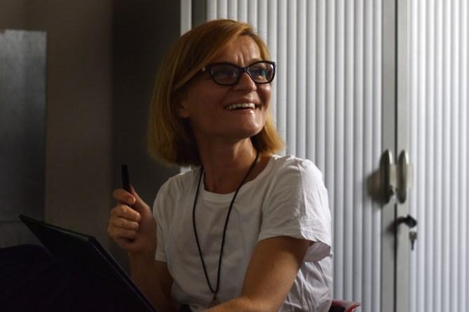 Nina Bunjevac - Photo Alain François