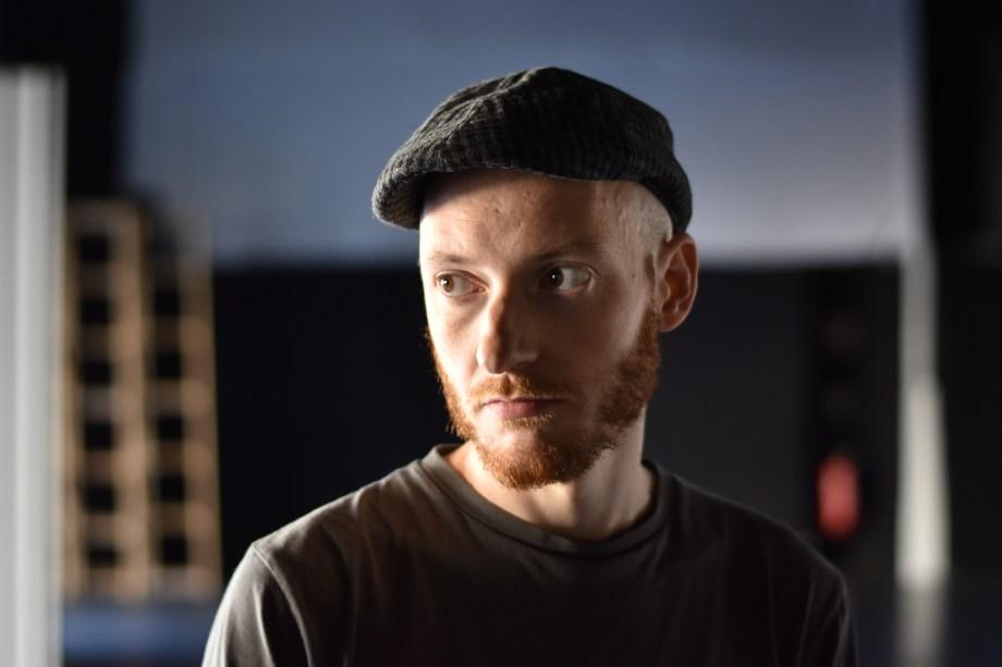 Portrait : Elric Dufau