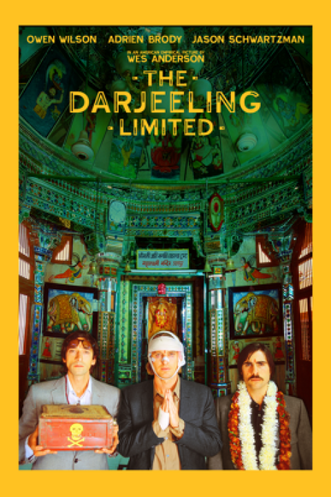 The darjeeling limited movie cover - who makes the better movies