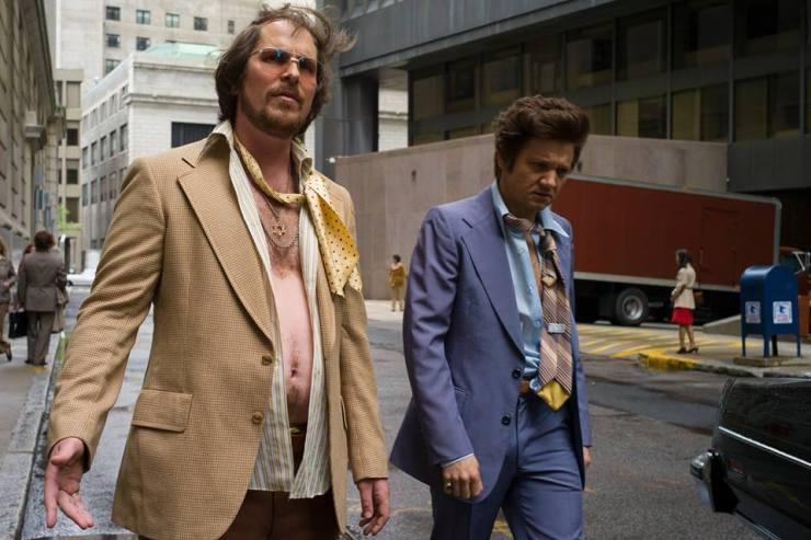 Christian Bale - American Hustle