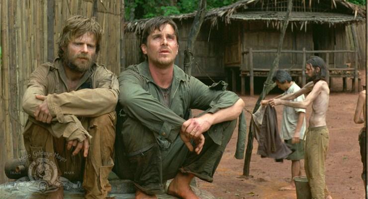 Christian Bale - Rescue Dawn