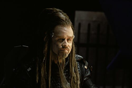 John Travolta - worst actor in the game - Battlefield Earth