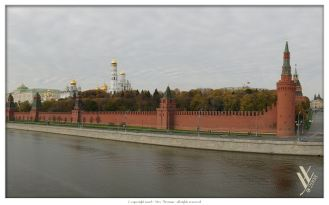 pano view of the kremlin