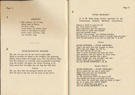 ibm şarkı kitabı
