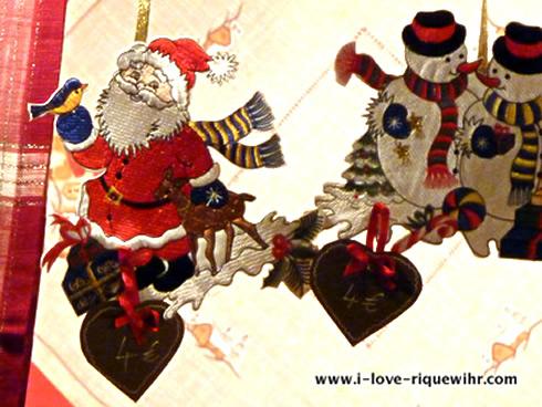 Christmas festival in the valley of Villé, Alsace. 8-9 Dec, 2012