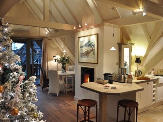 La Cignogne Blanche, gîte de luxe 5 étoiles à Riquewihr