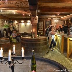 Cave historique de la maison Zimmer à Riquewihr