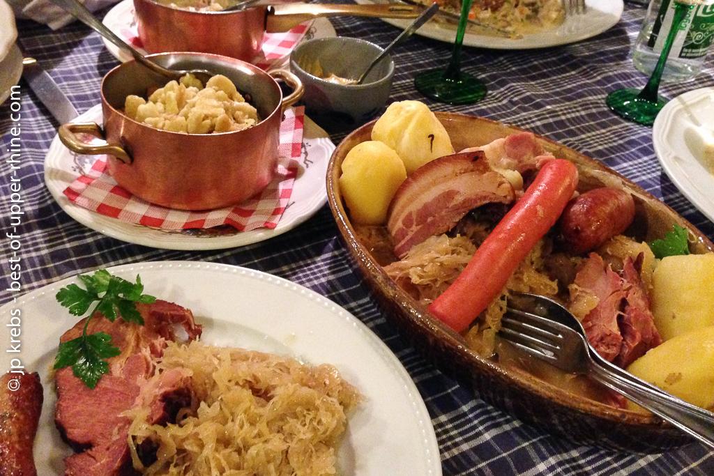 Votre table de Noël 2018 et Nouvel An au pays de Riquewihr, Ribeauvillé, Sélestat et Colmar