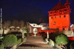 Tour fortifiée. Ecomusée d'Alsace.