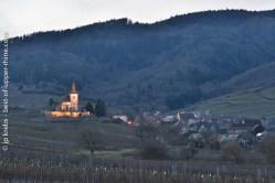 Eglise fortifiée de Hunawihr