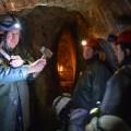 Visite de la mine d'argent Gabe Gottes, Ste Marie aux Mines