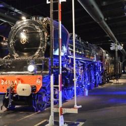Cité du Train à Malhouse, Alsace.