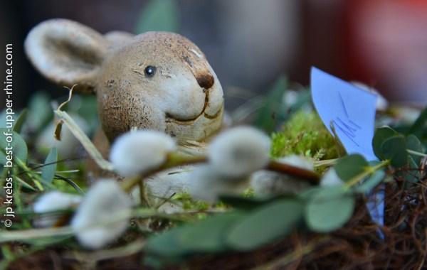 Le Lièvre de Pâques, un petit personnage bien sympathique!
