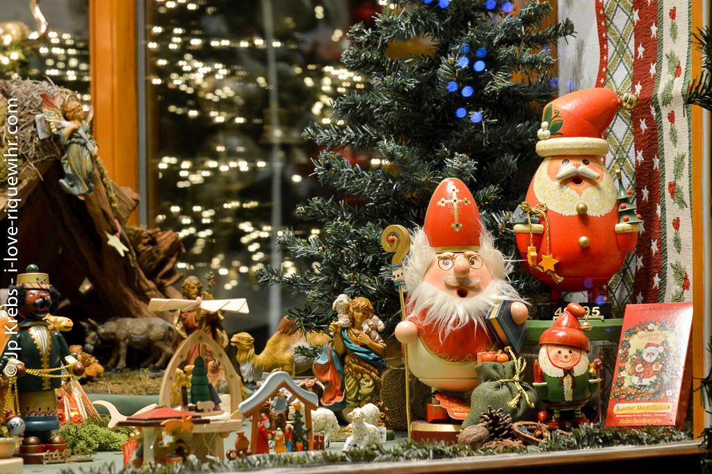 Noël à Riquewihr, c'est... toute l'année.