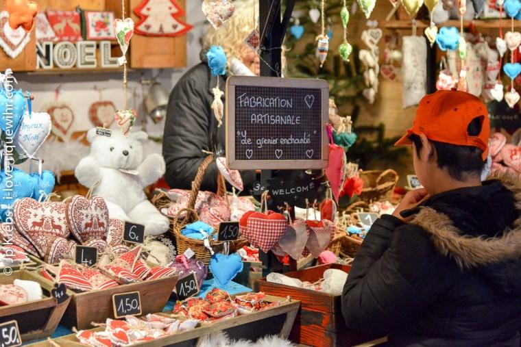 Ambiance Noël à Riquewihr