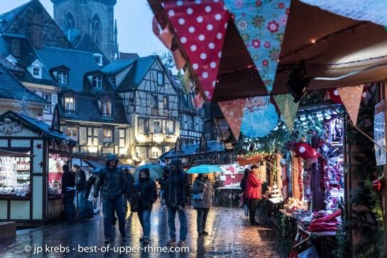 Colmar : 5 marchés de Noël vous attendent du 20 novembre au 31 décembre 2015