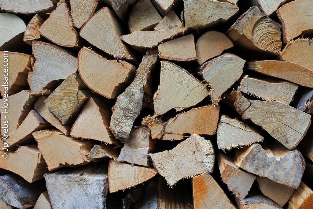 Un bois bien sec attend son heure