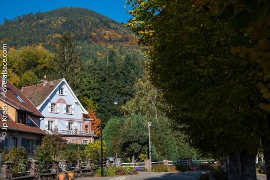 La maison du vieux garde-forestier