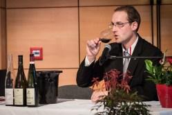 Romain Iltis goûte, analyse et commente chaque vin.