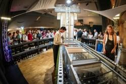 245 grands vins d'Alsace ont été proposés à la dégustation !