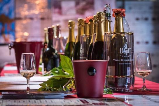 Dopff Au Moulin propose une gamme étendue de crémants d'Alsace