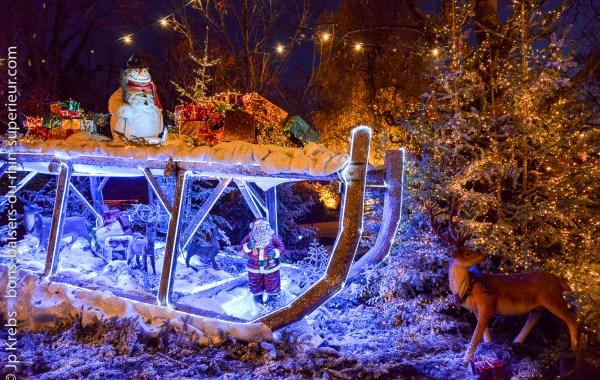 Féérie de Noël à Europa-Park