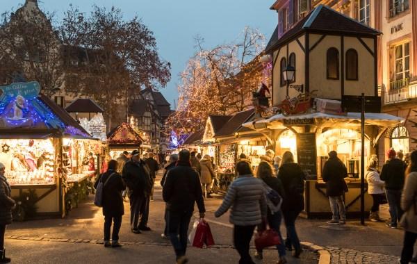 Marché de Noël à Colmar, 2018