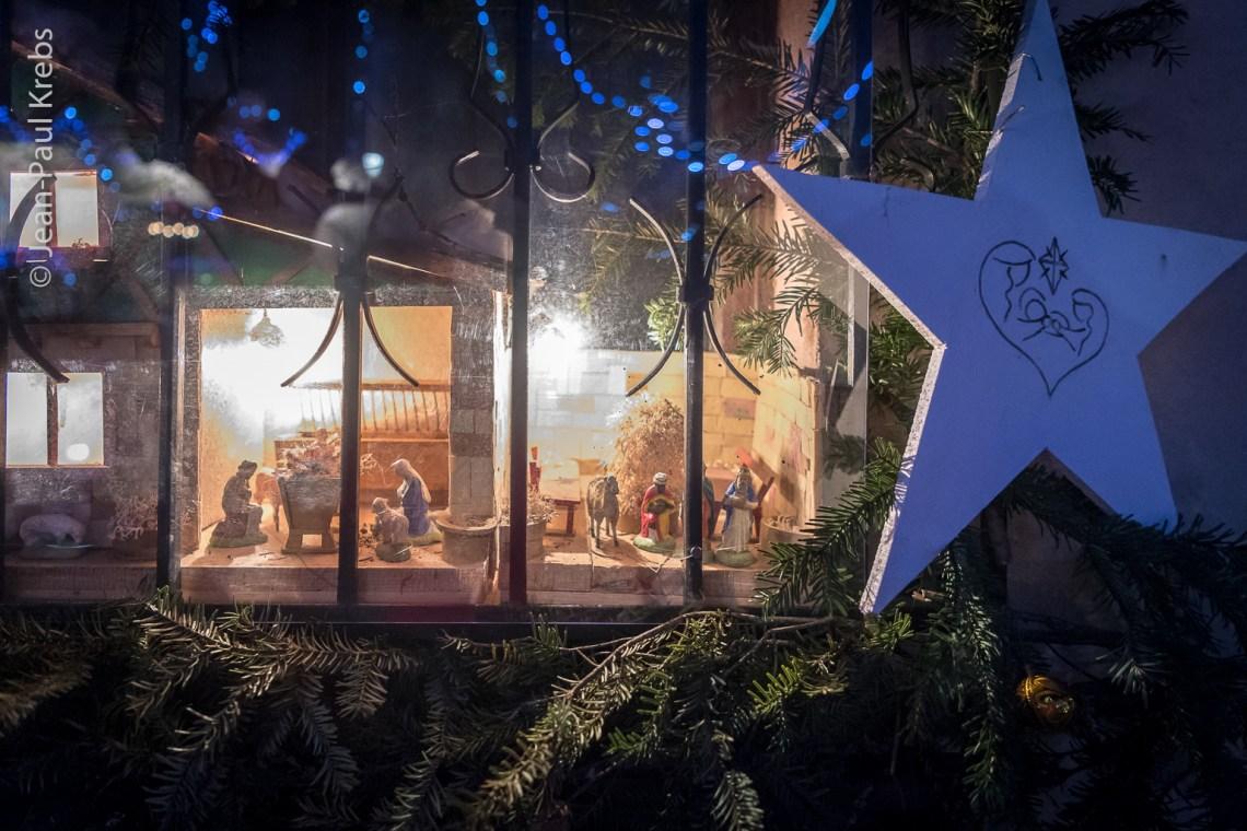 Le marché de Noël de Bergheim